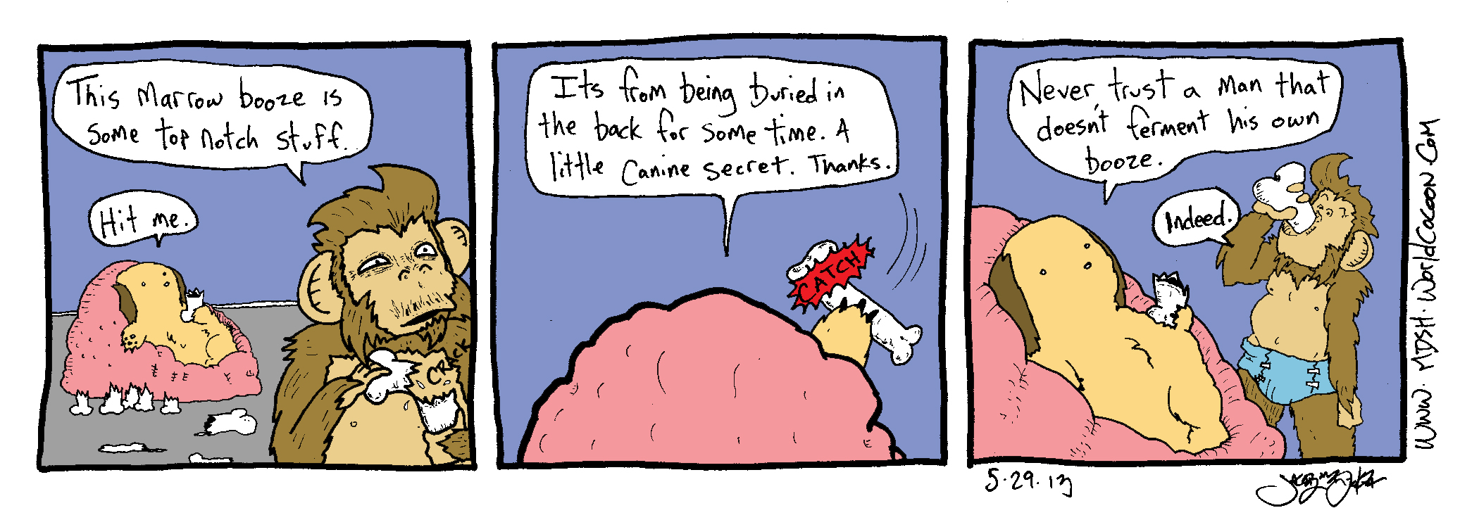 05/29/2013 – ancient canine secret
