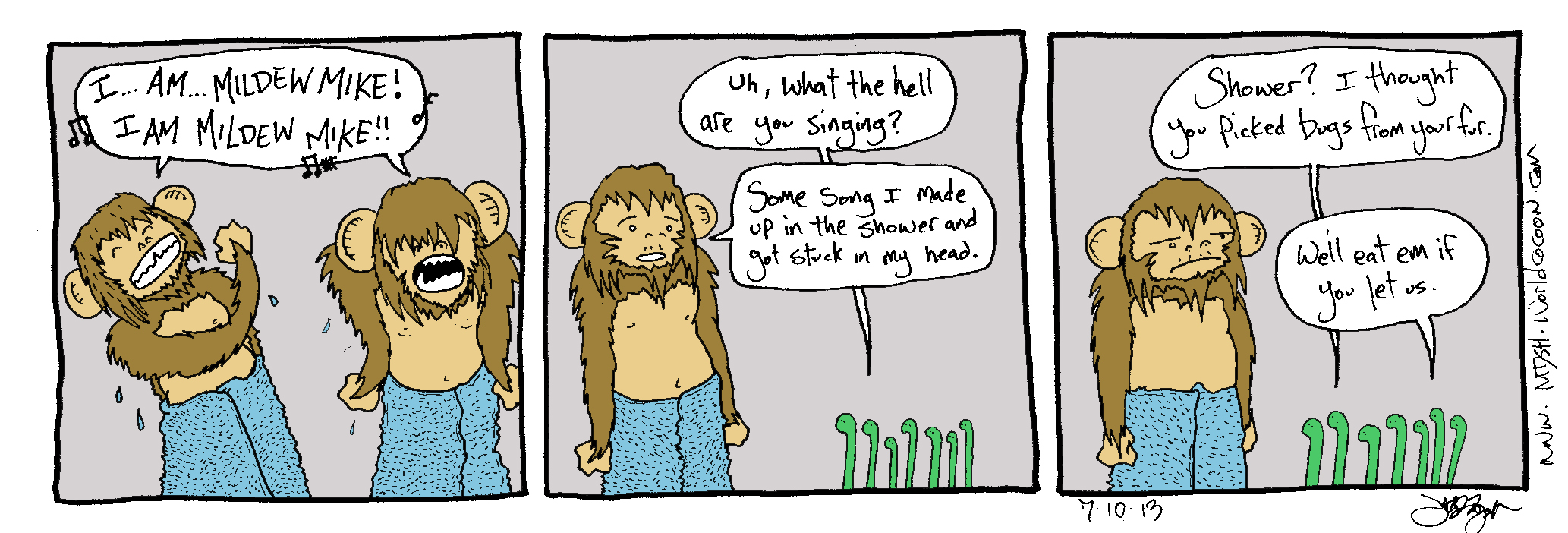 07/10/2013 – this is radio monkey